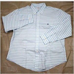 Brooks Brothers Long Sleeve Button Down Dress Shir